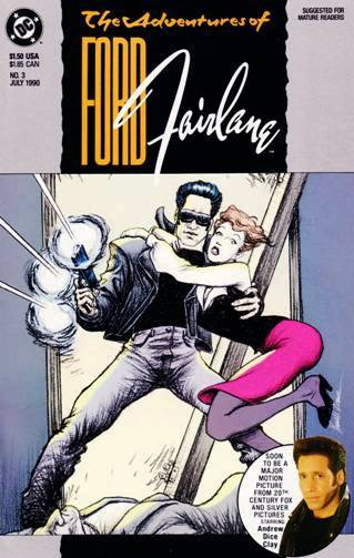 adventures of ford fairlane miniseries a turdy little footnote in the. Cars Review. Best American Auto & Cars Review